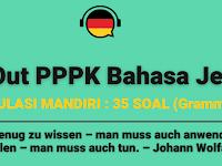 Simulasi Mandiri Persiapan Tes PPPK Jerman Tahap 2