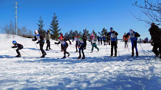 Kids, parents enjoy 2018 Barneløpet ski race at Maasto Hiihto