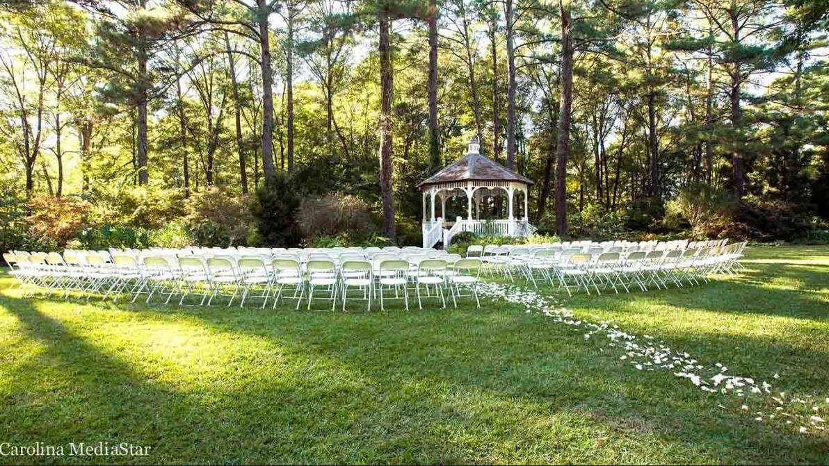 Cape Fear Botanical Garden Wedding Venues