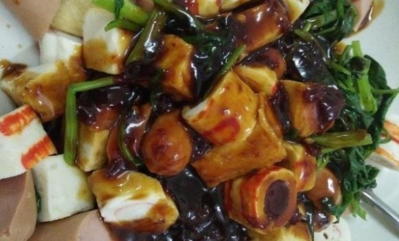 Resepi Kuah Yong Tau Fu Azie Kitchen