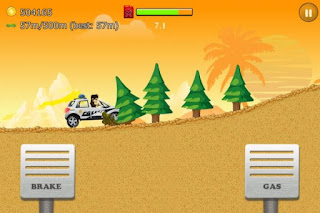 Up Hill Racing: Hill Climb Apk  (Mod Money) gratis terbaru