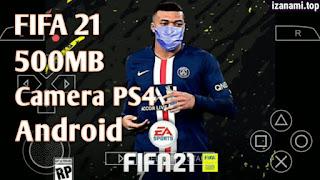 Comment télécharger FIFA 2021 PPSSPP Android Offline Meilleurs graphiques et caméra PS4