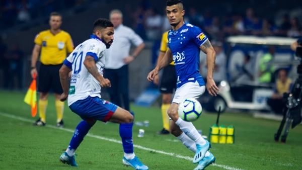Fortaleza empata com o Cruzeiro
