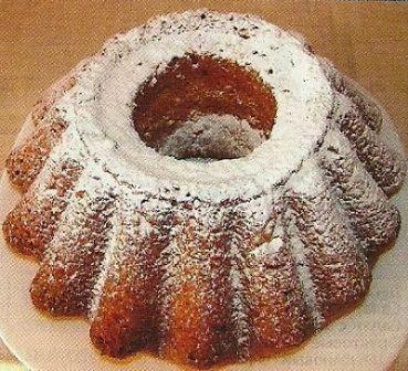 Состав продуктов и способ приготовления фруктового кекса