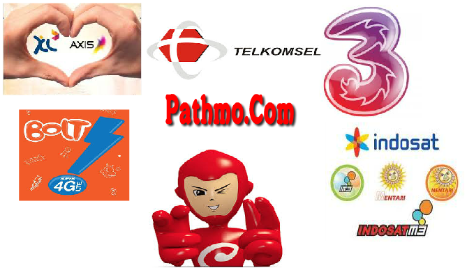 Paket Internet Cepat Murah Telkomsel,IM3,XL,3,Smartfren