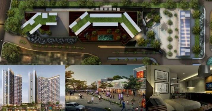Beberapa Contoh Pilihan Apartemen Yang Terintegrasi Dengan LRT