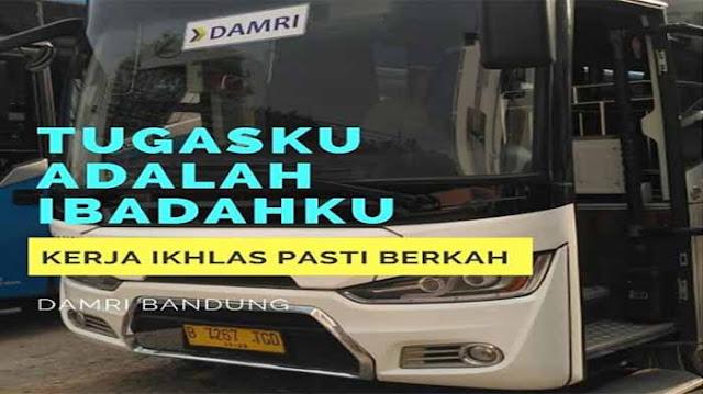 Jadwal Damri Bandung, Harga Tiket & Cara Belinya