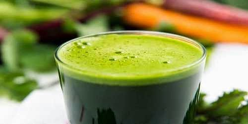 Green drink - Learn How To Melt Ovarian And Kidneys Cysts Naturally