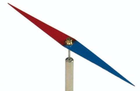 bentuk magnet jarum