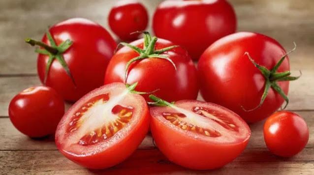 manfaat tomat untuk kecantikan kulit wajah