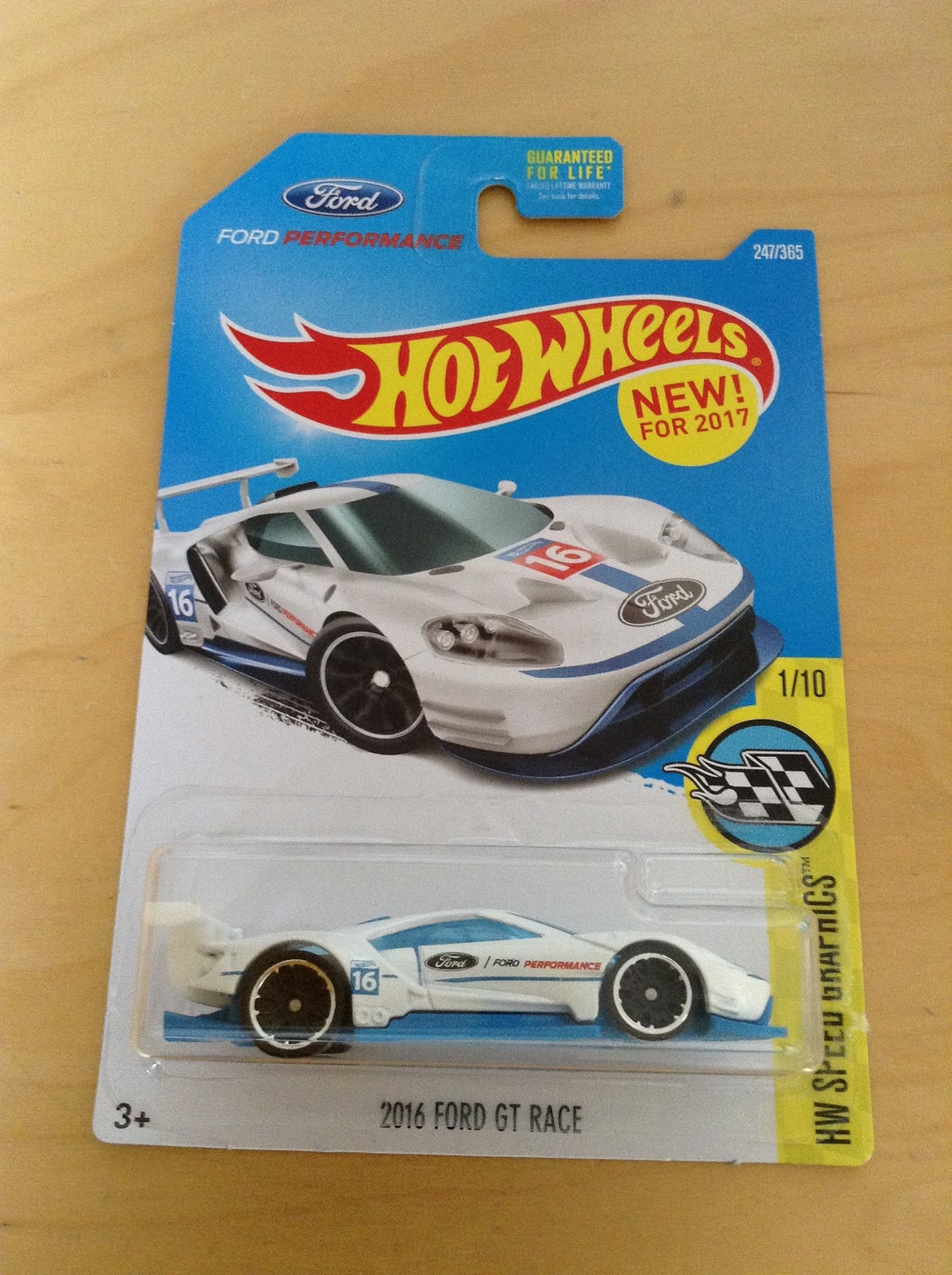 Man What An Awesome Casting This Ford Gt Race Is Dont You Think So Posted By Julians Hot Wheels