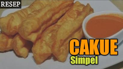 Resep Cakue Simpel