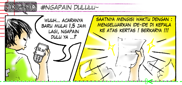 axstrip#Ngapain Dulu_page1_by Ax!