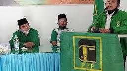 Mauli; Kita Apresiasi DPC PPP Tebo, Optimis Kader Jadi Prioritas