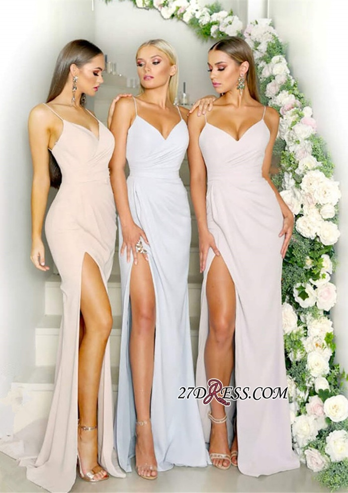 https://www.27dress.com/p/sexy-spaghetti-strap-sleeveless-mermaid-split-bridesmaid-gowns-108941.html