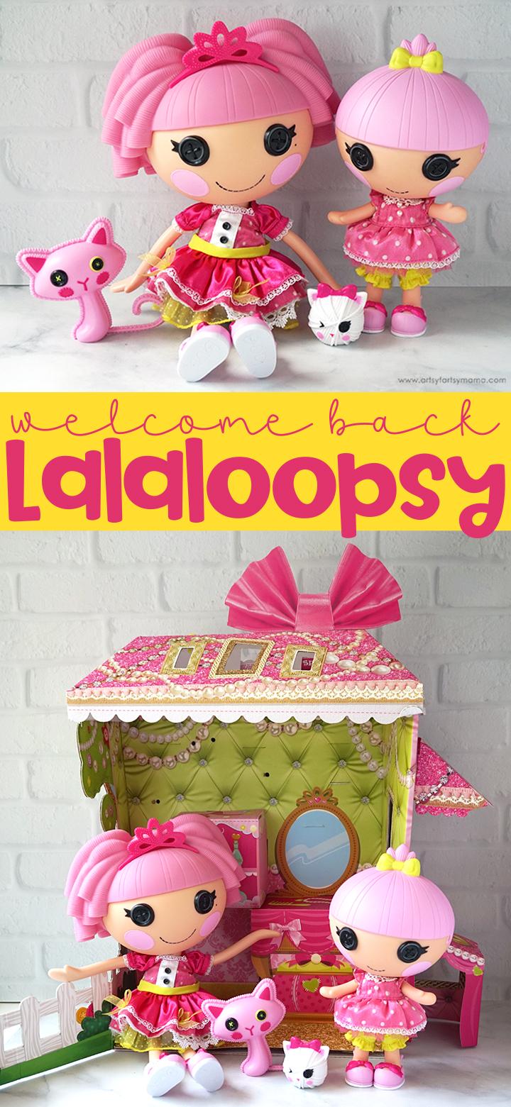 Lalaloopsy Dolls 2021