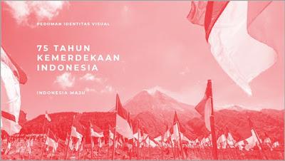 Tema dan Logo HUT Ke - 75 Kemerdekaan Indonesia Tahun 2020