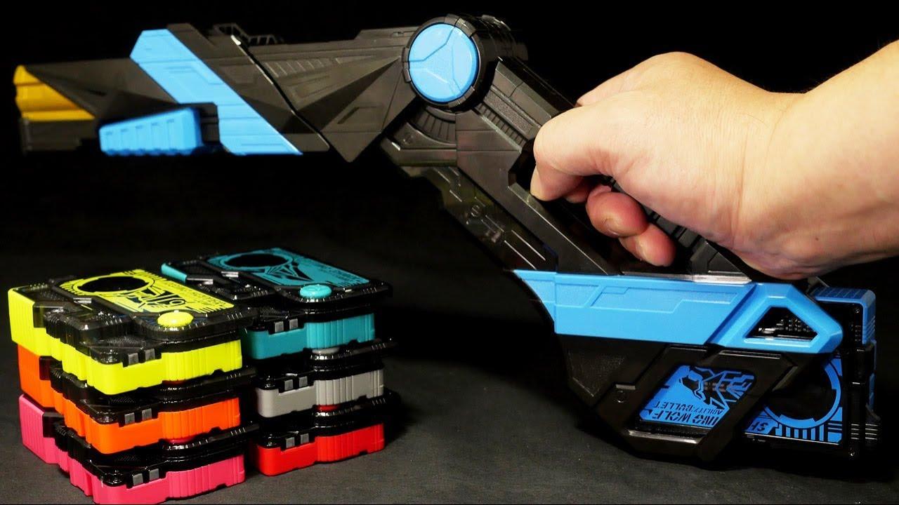 Rider Zero One DX attache shotgun