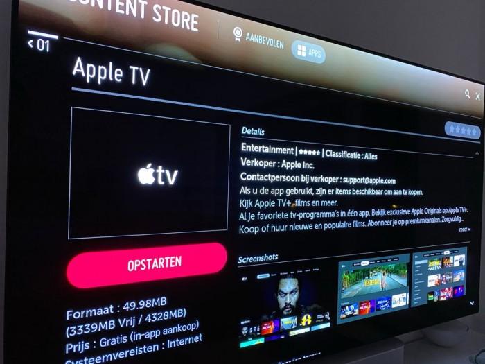 2018 年款 LG 電視新增 Apple TV!爽看蘋果戲劇和電影