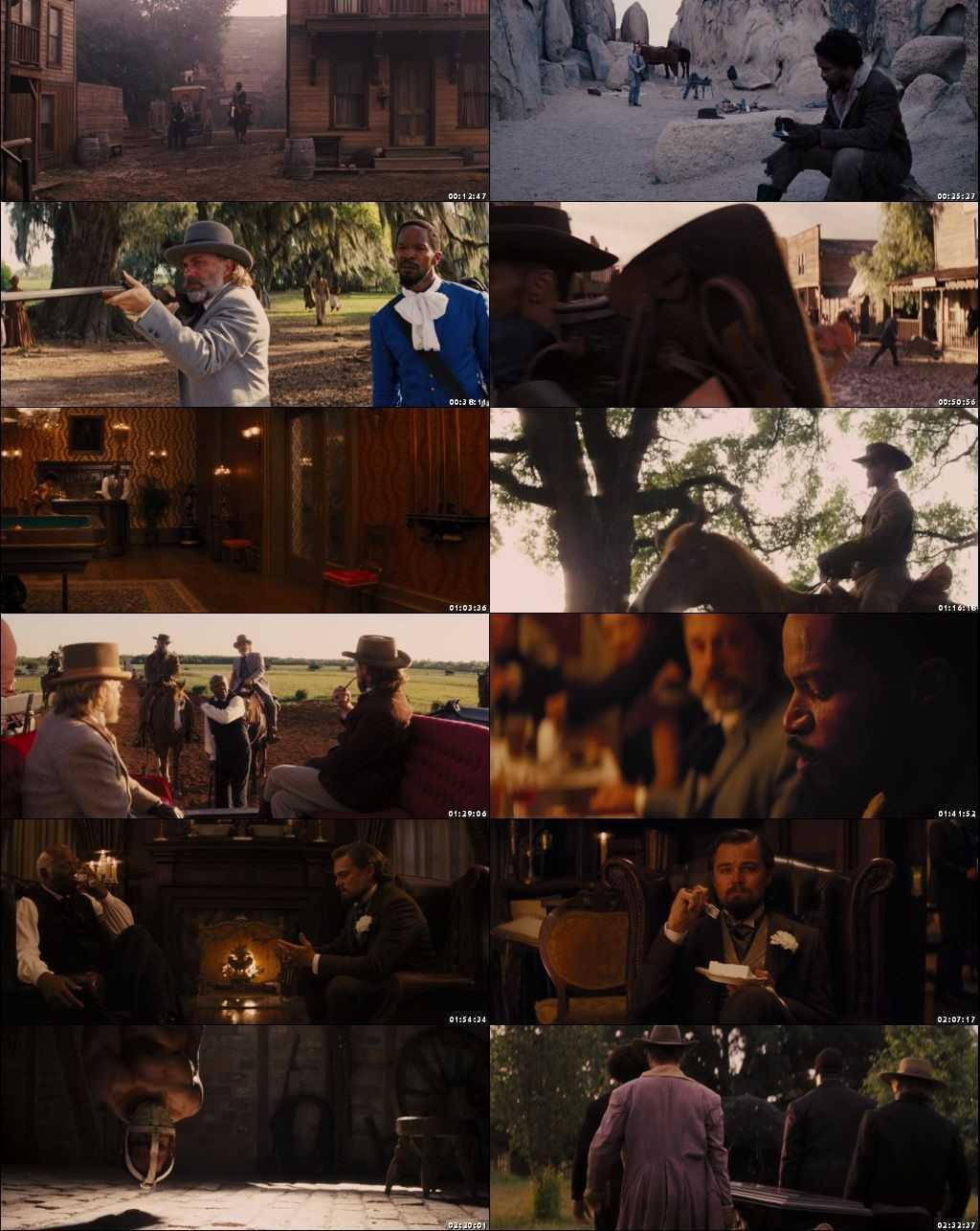 Django Unchained 2012 Screenshot