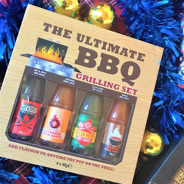 bbq sauce christmas gift set