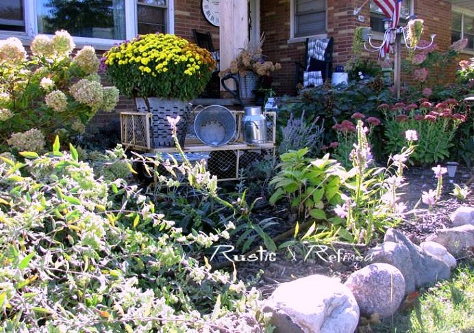 Fall Garden Photos