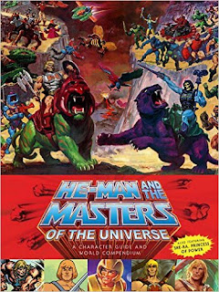 He-Man and the Masters of the Universe: A Character Guide and World Compendium PDF