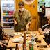 [News]Alcione aprova iguarias do seu bar, criadas pela chef Kátia Barbosa
