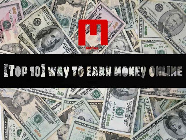 [Top 10] Best ways to make money online in English 2019