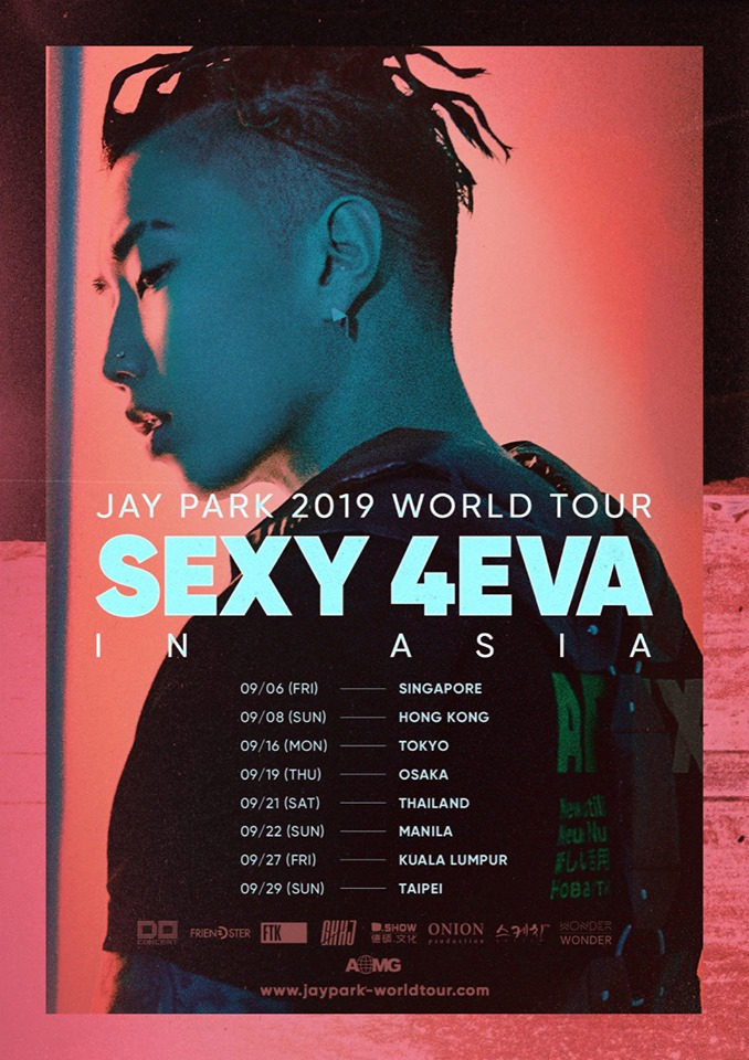 7 Reasons Why You Must Attend Jay Park Sexy4Eva Tour in Manila