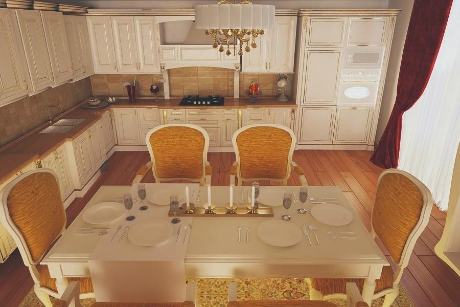 design interior bucatarie Galati