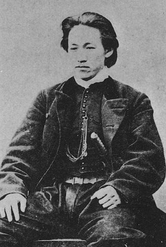 ฮิจิคาตะ โทชิโซ (Hijikata Toshizo: 土方 歳三)
