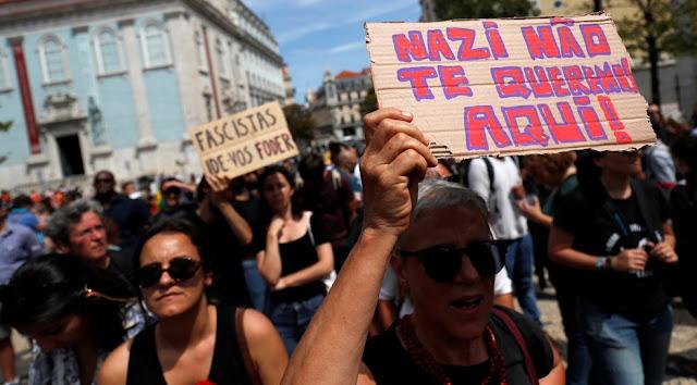 Portugal, o novo alvo da extrema-direita