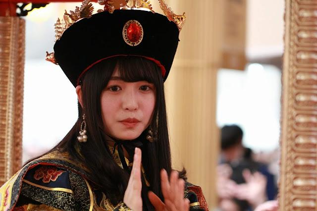 長崎ランタンフェスティバルに欅坂46の長濱ねる登場!ねるであってますか?