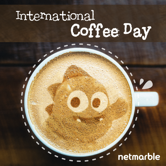 International Coffee Day Wishes Sweet Images