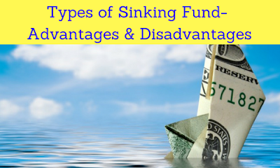 Sinking Fund- Types, Advantages & Disadvantages