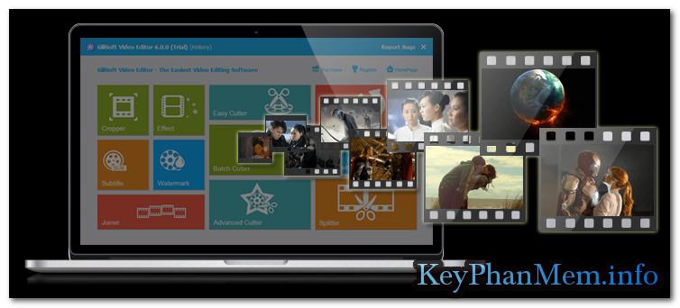 Download GiliSoft.Video.Editor.10.0.0 Full Key,Phần mềm chỉnh sửa video dễ nhất, mạnh mẽ, tất cả trong một