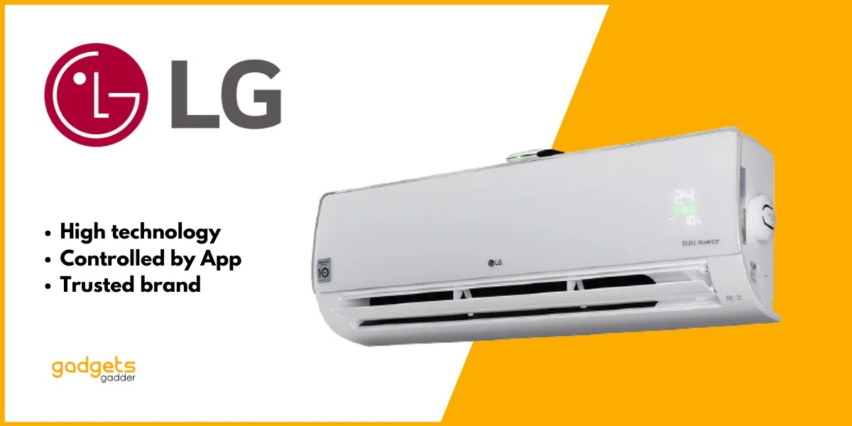 lg is the trusted and smartest air conditioner brand in india