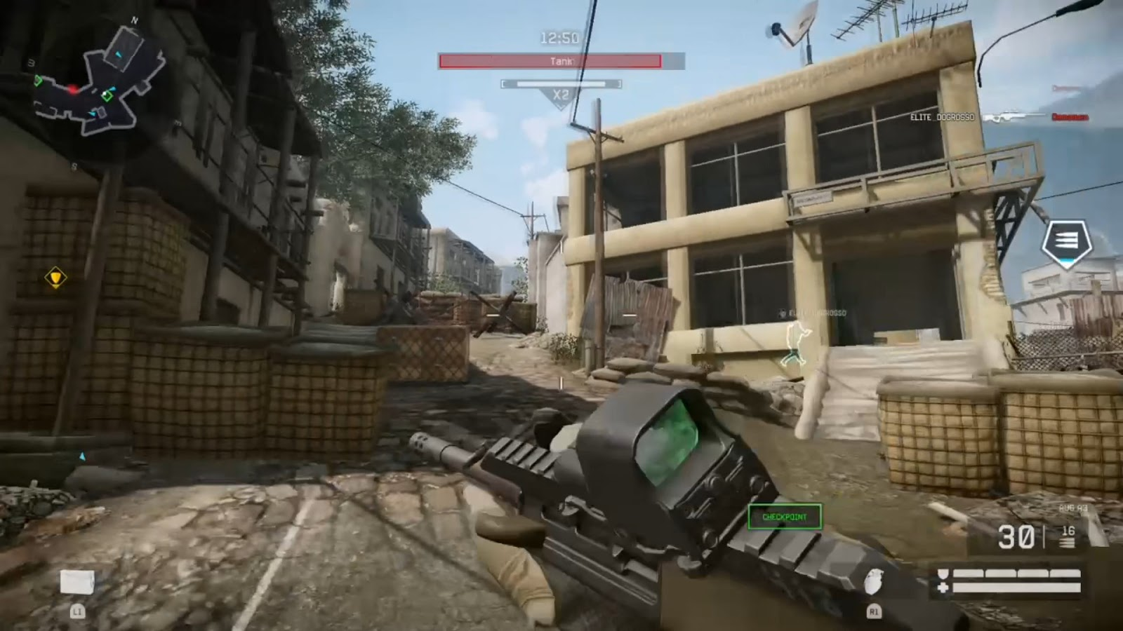 Ps4 Quick Look | Warface (2013) Fun till MEDIC Paywall