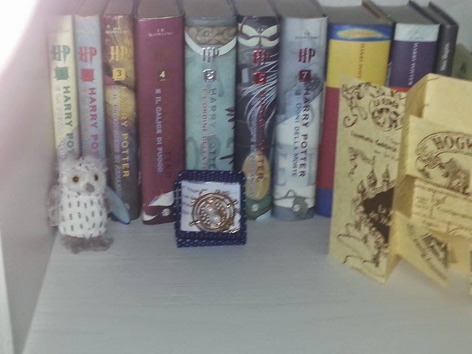 My millennium puzzle librerie teatro greco etnacomics for Mobili harry potter