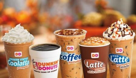 Dunkin Donuts Ice Cream Flavors 2017