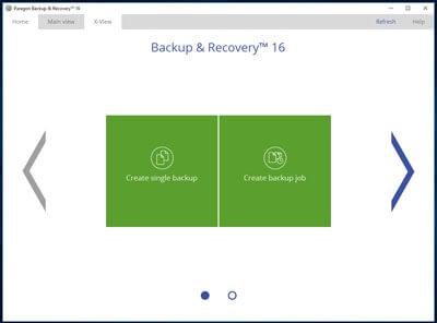Paragan Backup & Recovery 16