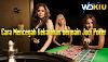 Cara Mencegah Kekalahan bermain Judi Poker