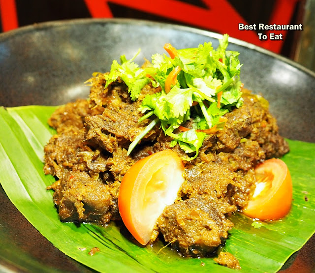 Rendang Dishes