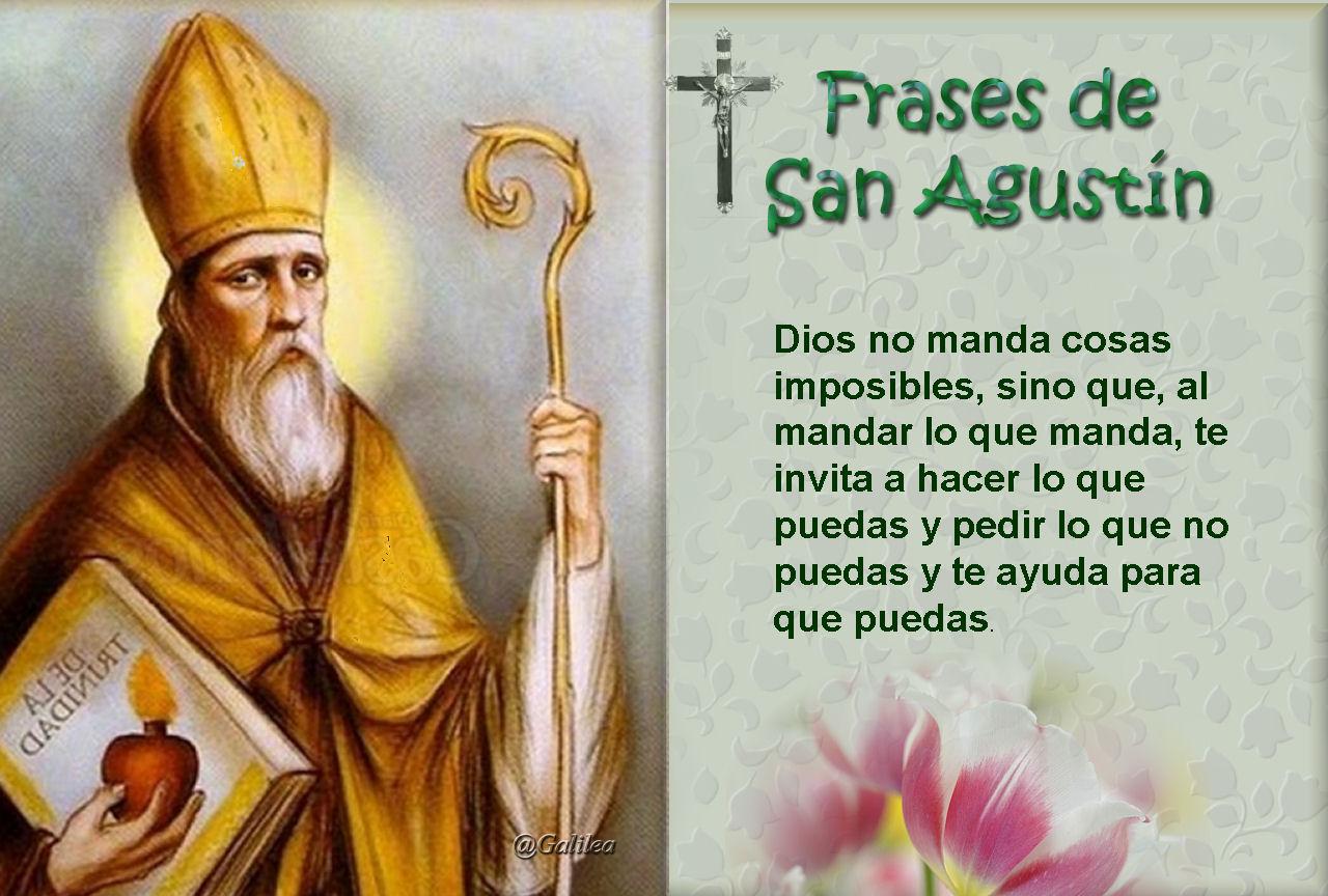 Corazón De Jesús En Vos Confío Frases De San Agustín