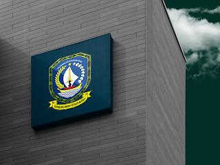 desain papan nama logo provinsi kepulauan riau - kanalmu