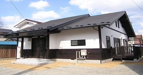 Desain Rumah Minimalis Modern Bergaya Jepang