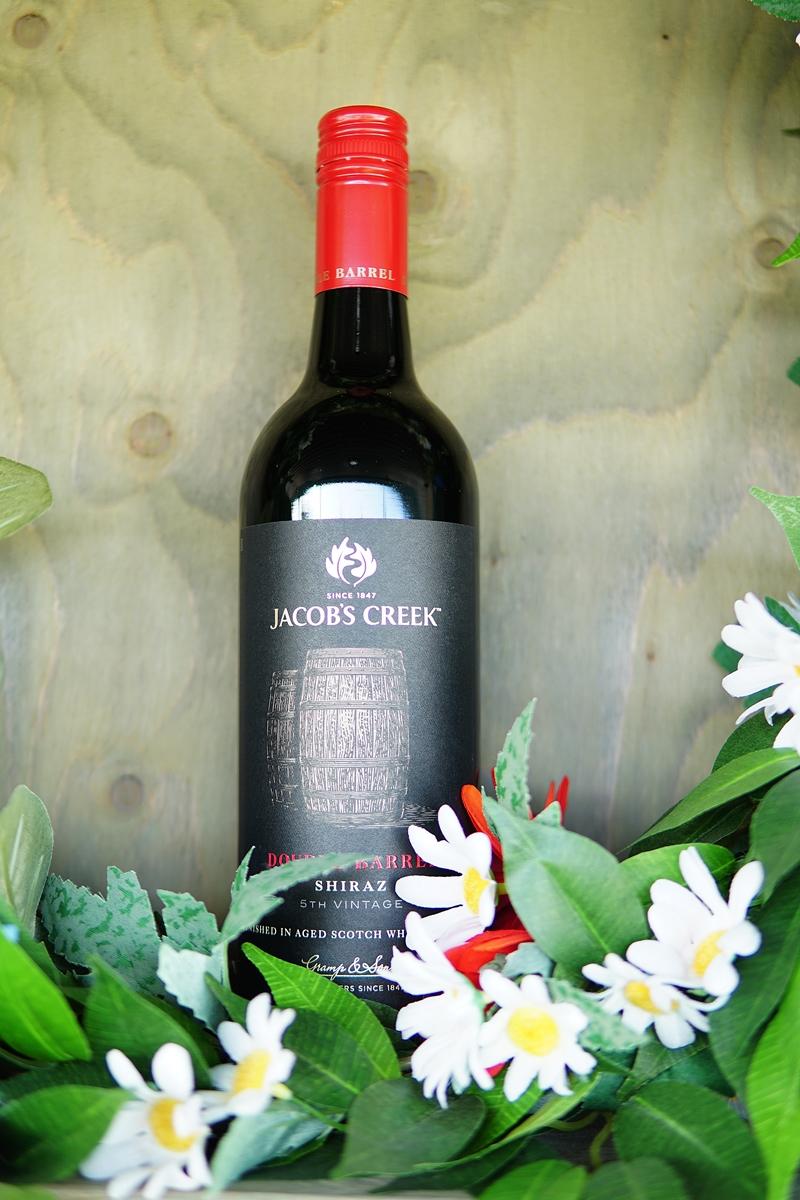 jacob's_creek, sadonkorjuujuhlat, double_barrel_shiraz