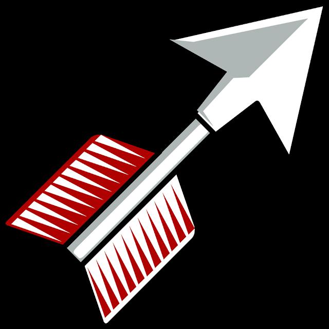 amazon arrow clipart