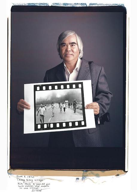【影像故事】拍下那些經典的攝影師,究竟是誰? - Nick Ut - Napalm Attack In Vietnam